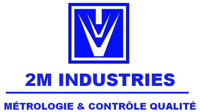 LOGO DE 2M INDUSTRIES