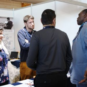Exposition et conférence autour de la métrologie à forumesure, organisé par le cafmet