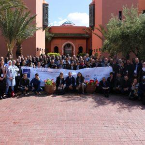 Participants au forumesure 2018. Conférences et tables rondes autours de l'accréditation, la qualité et la mesure